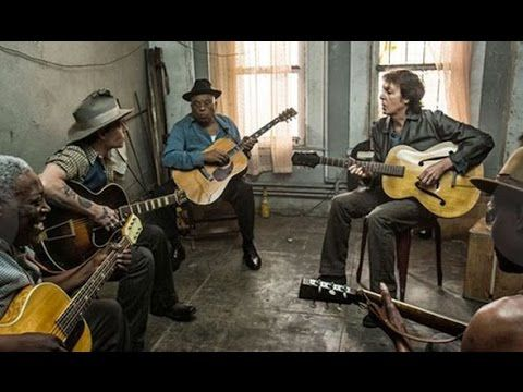 Johnny Depp And Paul McCartney Play Blues Together And It's GREAT! | Superstar Music