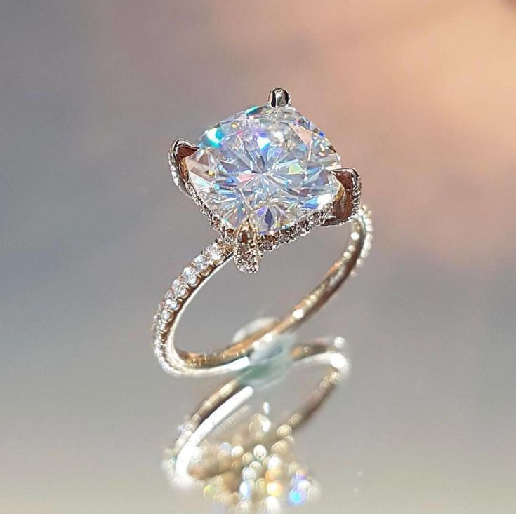 Yes? Or no? #UniqueEngagementRings