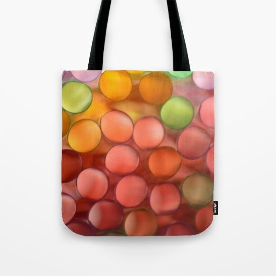 VIDA Tote Bag - Colours of Kaleido 58 by VIDA