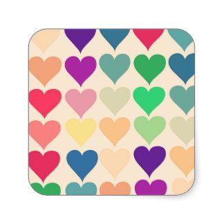 Square Tile Stickers
