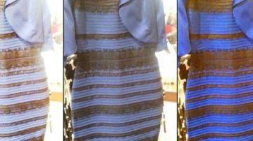 ¿Blanco o azul?: el vestido que divide a Internet