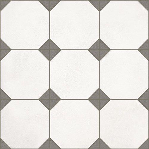 BARNET: Carron Blanco - 31'6x31'6cm.   Pavimento - Gres   VIVES Azulejos y Gres S.A.