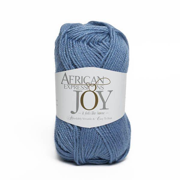 Colour Joy Blue, Double knit weight,  African expressions 1275, knitting yarn, knitting wool, crochet yarn, kid mohair yarn, merino wool, natural fibres yarn.