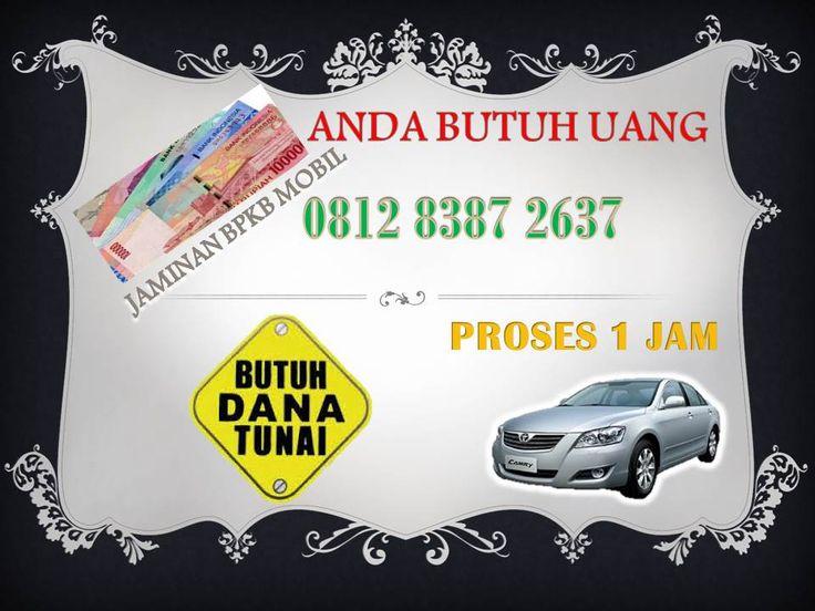 pinjaman uang syarat dan jaminan bpkb hubungi 081283872637 telp sms WA