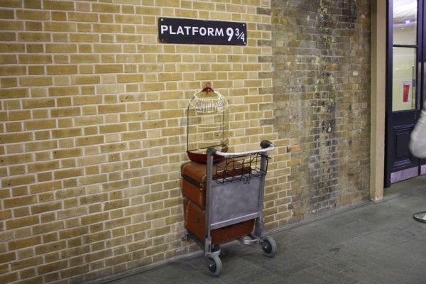 The 11 most bookish places on earth, including Platform 9 3/4 in London, England. We're looking at you, Harry Potter fans!