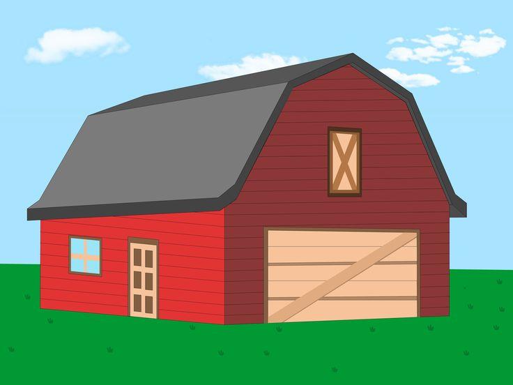 Build A Gambrel Roof