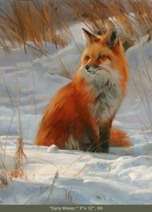 The Artwork of Edward Aldrich: North American Wildlife Paintings