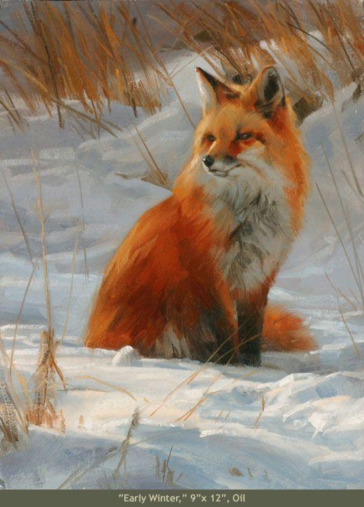 The Artwork of Edward Aldrich: North American Wildlife Paintings