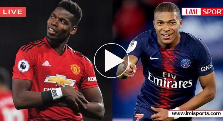 Manchester United Vs Psg Champions League Live Stream Champions League Champions League Live Uefa Champions League