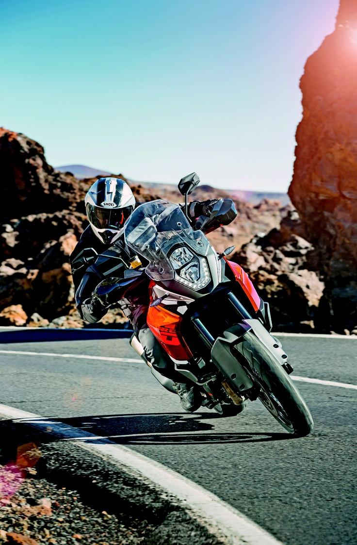 2014 KTM 1190 Adventure #Motorcycle_tour HelmetCity.com
