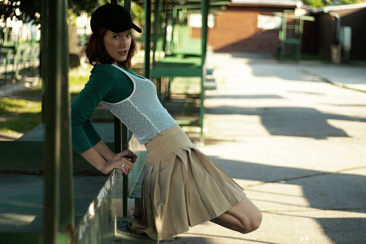 more: http://byfoxygreen.blogspot.sk/2014/06/old-shool-cheerleaders-on-market.html  skirt by #ihlow
