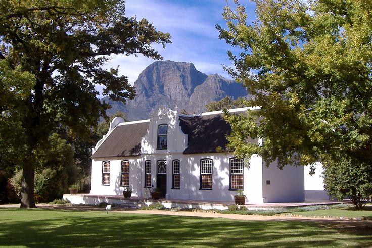 Vinícolas na África do Sul