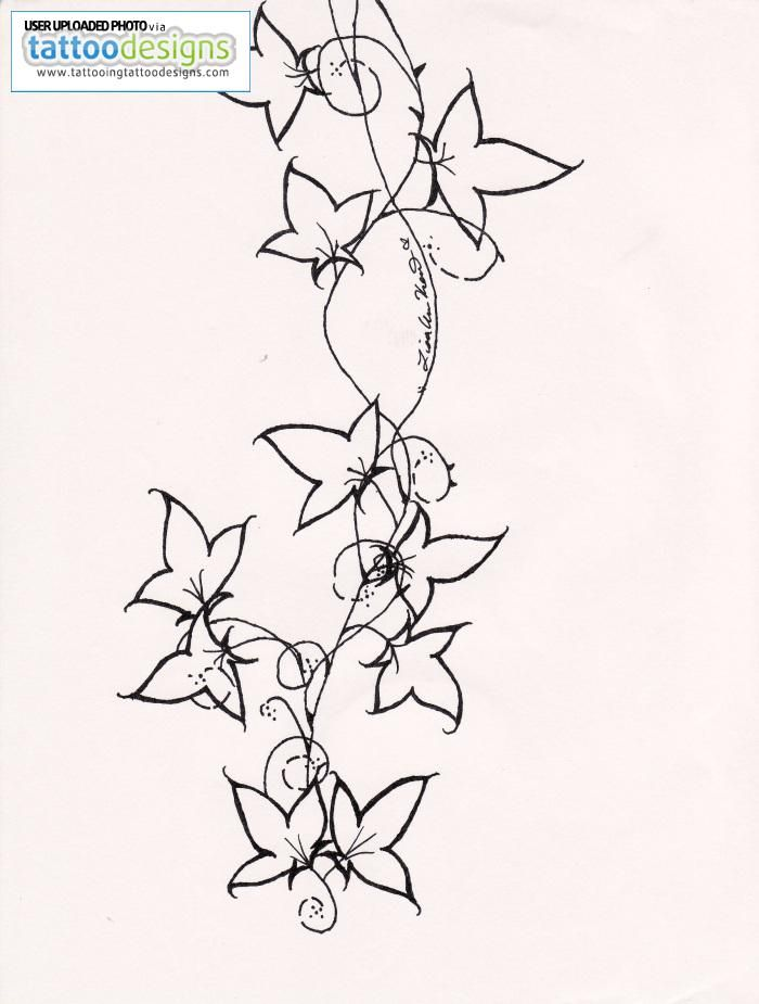 17 Best Poison Ivy Tattoos Images Leaf Cartoon Coloring Pages Of