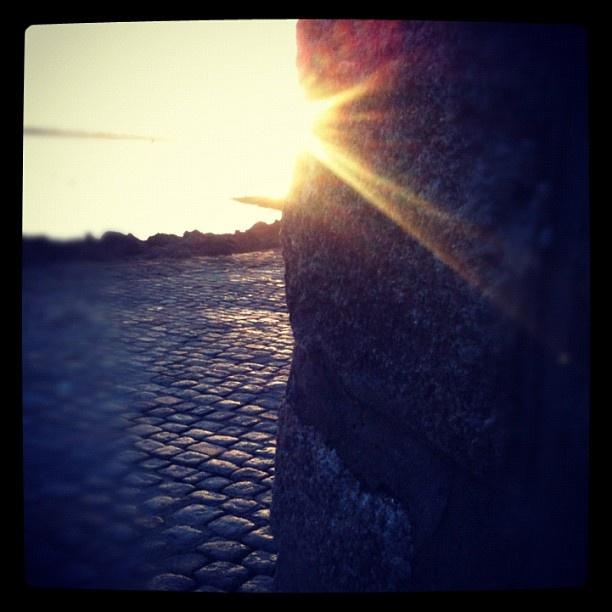 Sunrise, Larmor-Plage, Bretagne