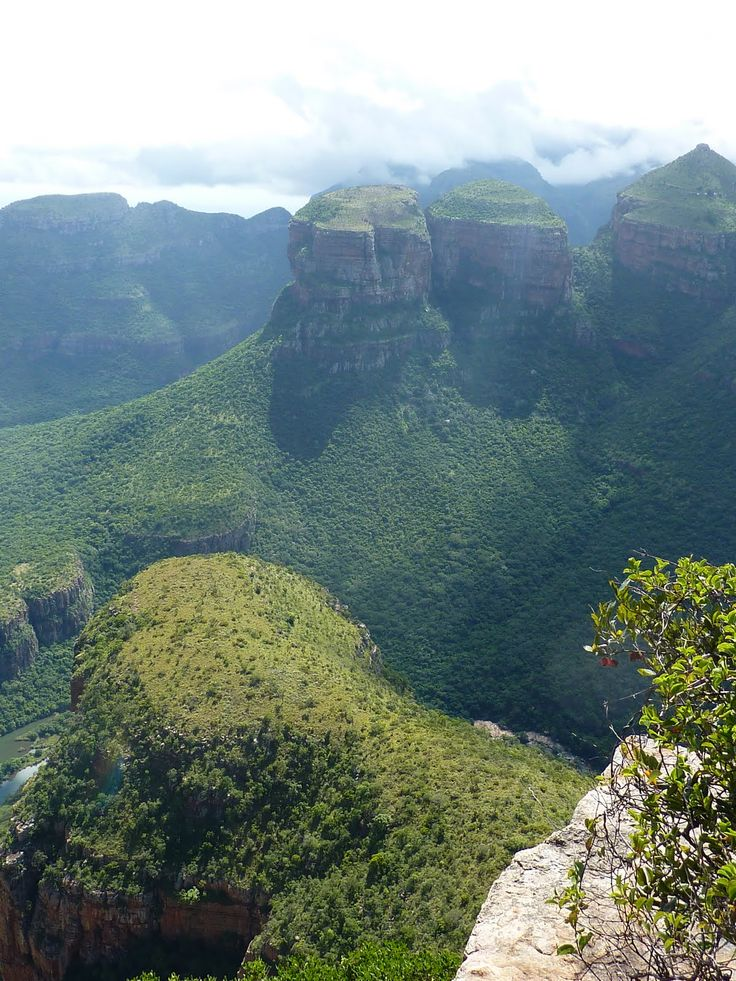 Blyde River Canyon, Motlatse Canyon Provincial Nature Reserve, South Africa