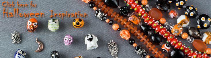 Halloween Beads!!