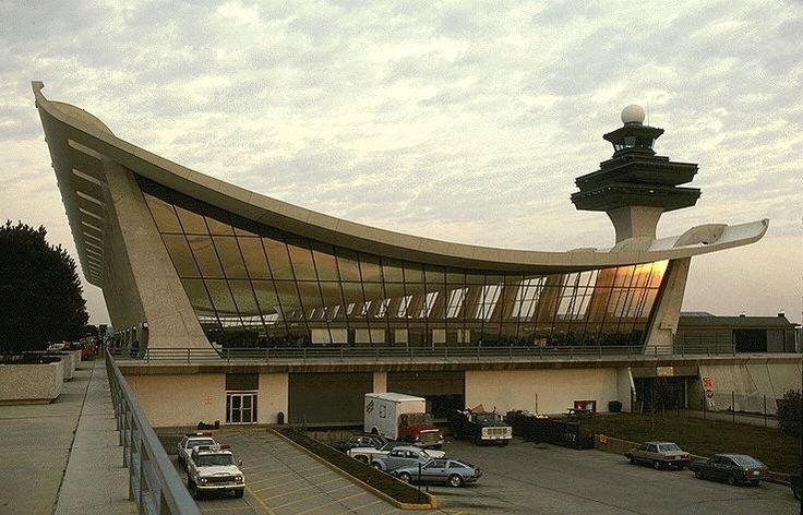 INSPIRATION: The Architecture and Design of Eero Saarinen | Art DepartMENTAL
