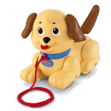 Lil' Snoopy trækdyr fra Fisher-Price