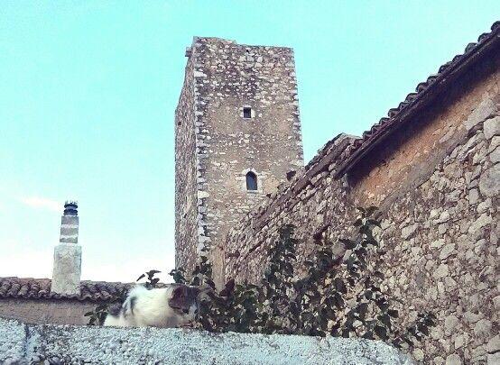 War tower in Mani