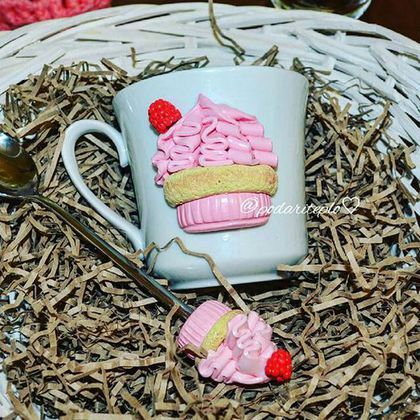 Персональные подарки ручной работы. Ярмарка Мастеров - ручная работа. Купить Набор чашка и ложка- вкусныеложки и вкусные чашки!). Handmade.