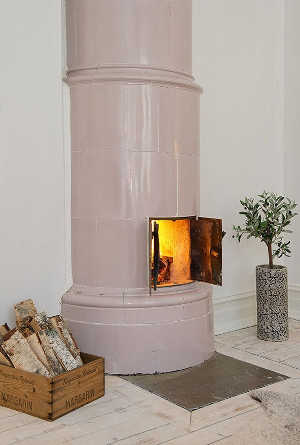 Fireplace Design swedish fireplace : 42 best images about Swedish Fireplaces on Pinterest