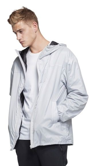 @Onepiece Sphere Jacket Light Grey