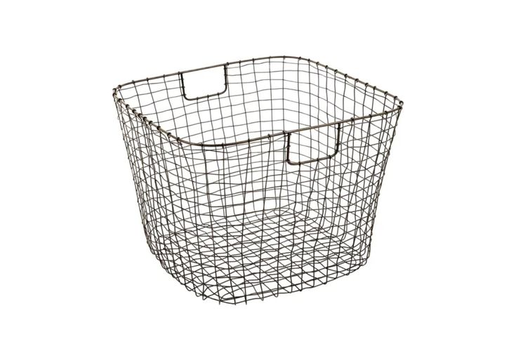 8 favorites farmhousestyle wire baskets starting from