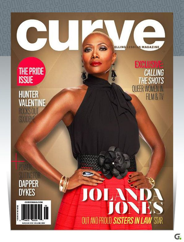Cover - Curve Magazine