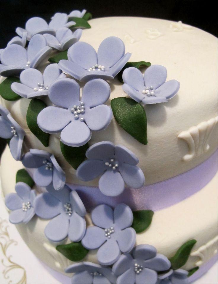 Baka baka liten kaka: Bröllopstårtor