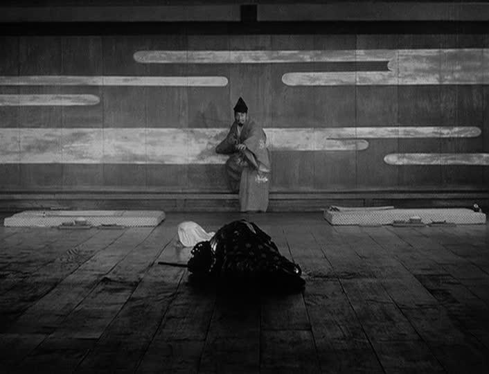 Akira kurosawa's throne of blood essay