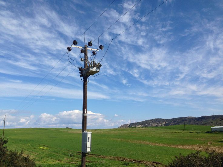 NOJA Power Recloser - North Cyprus