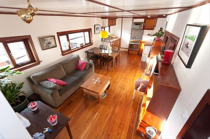 Beautiful Houseboat in Amsterdam City Centre - VRBO