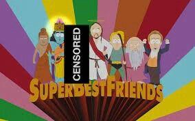 SuperBestFriends
