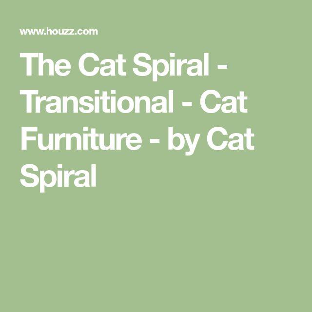 The Cat Spiral - Transitional - Cat Furniture - by Cat Spiral