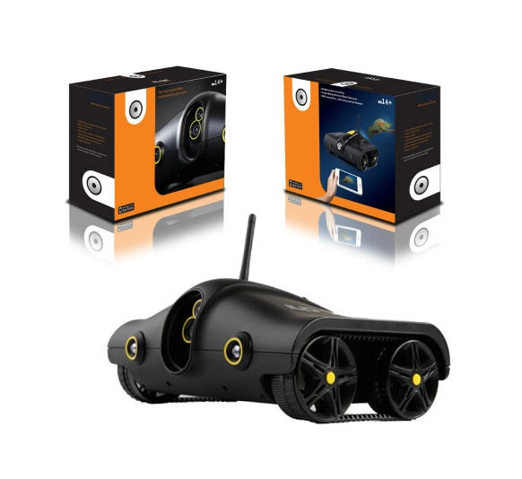 Mini Tanque RC-T1 WIFI Iphone Android