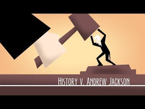 We put Andrew Jackson on trial. You decide his historical fate #TEDEd
