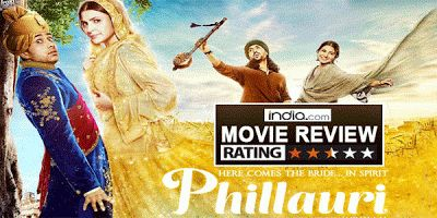 KhabarSpecial.com (Online News Channel): Phillauri Star Movie Review, Anushka Sharma, Movie...