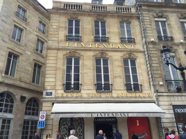 L'Intendant Grand Vins de Bordeaux