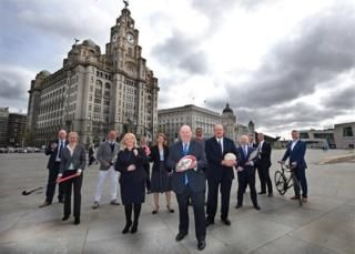 Liverpool launches bid to host 2026 Commonwealth Games
