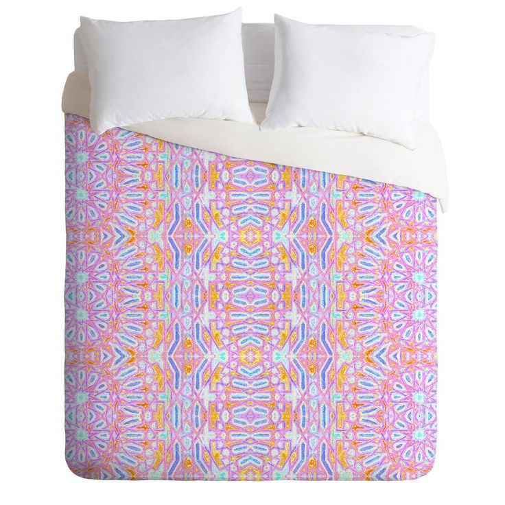 Amy Sia Casablanca Pink Duvet Cover | DENY Designs Home Accessories