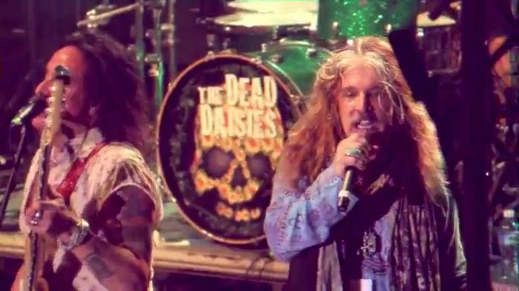 "The Dead Daisies - ""Midnight Moses"" - Official Video"