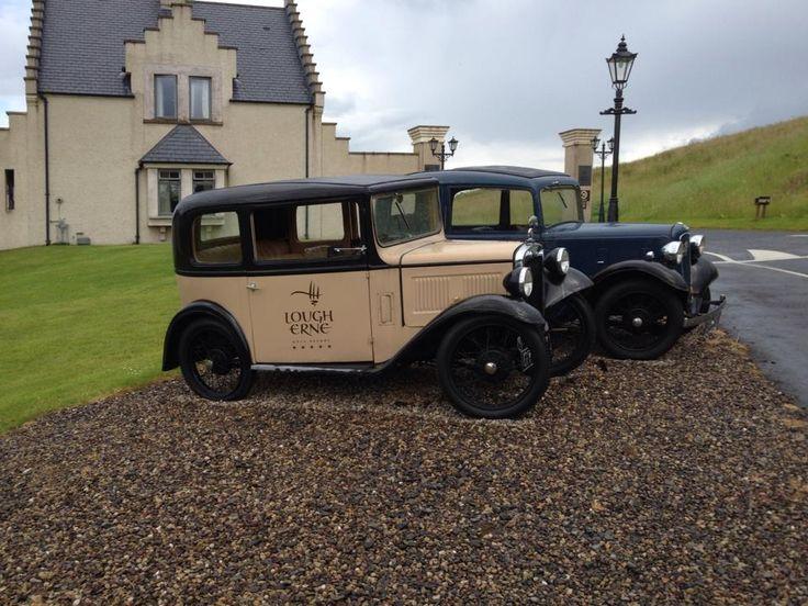 guest images from  @LoughErneResort - Vintage Cars
