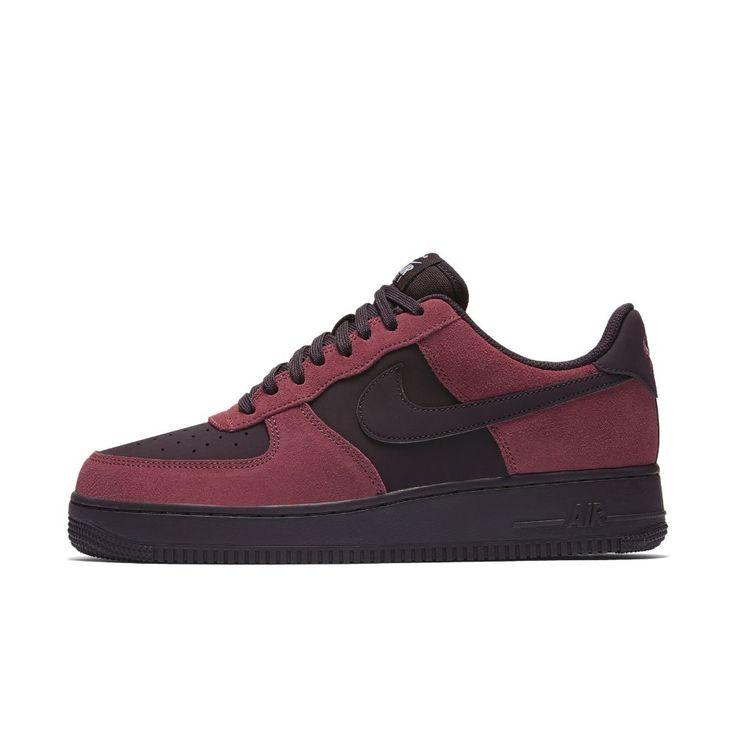 Nike Air Force 1 '07 Low Men's Shoe Size 10.5 (Purple)
