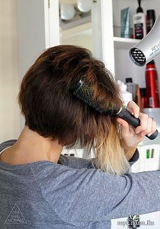 Стрижка – тренд 2015 года. Советы по укладке коротких волос: Группа Прически и…
