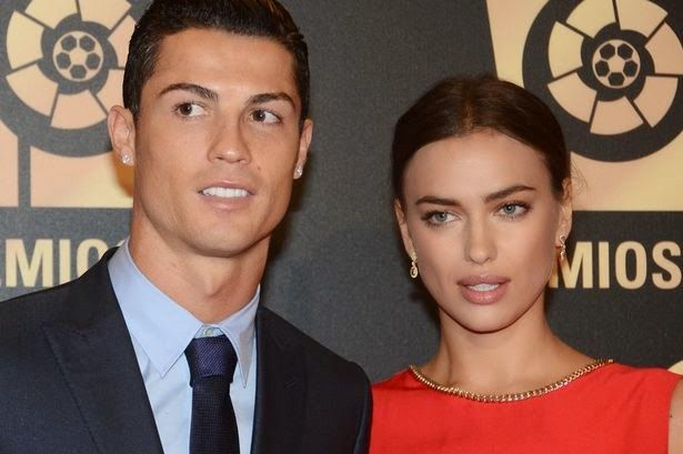 Cristiano Ronaldo dumps model girlfriend because she snubbed his mum's surprise 60th birthday