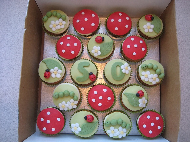 25 Best Ideas About 50th Birthday Cupcakes On Pinterest