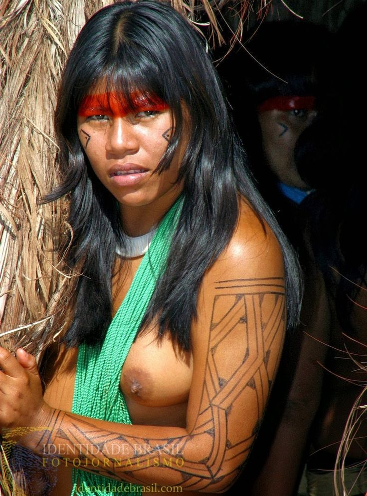 Indios Do Xingu  Nude-9781
