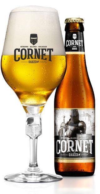 CORNET is een zwaar blond Belgisch bier met een zeer subtiele, eigenzinnige en geraffineerde houtsmaak en een 'velouté' mondgevoel dat een op eik gerijpte wijn evenaart. Het volmondige bier met eiktoets houdt de balans tussen de fruitigheid van de gist en de vanillezoetheid van het hout. De afdronk is verwarmend, lang met een zachte bitterheid. Bier van hoge gisting met nagisting in de fles.
