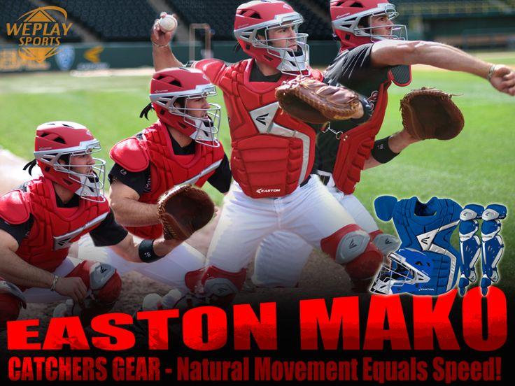 Easton Mako Baseball Catchers Gear Baseball Softball