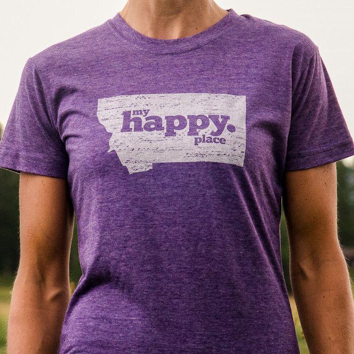 HAPPY. -ladies   MONTANA SHIRT CO. I Really Really want one of the shirts!!